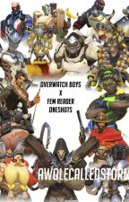 Overwatch Boys x Fem Reader One Shots by aWolfCalledStorm