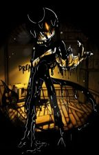 The Ink Rose (Male Bendy Reader X RWBY) by the-cute-berry