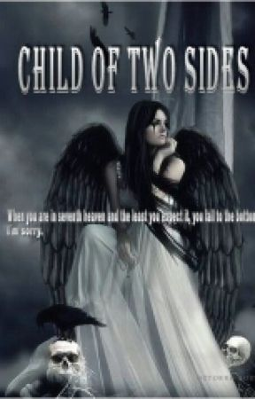 Child of two sides by Cathy-fan