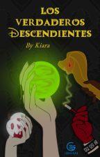 Los verdaderos Descendientes by KiaradeGemiscis