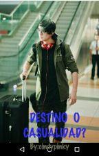 Destino o casualidad?//christpher Velez Y Tu// by cindypinky