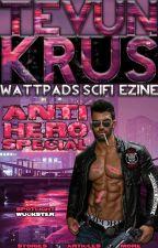 Tevun-Krus #58 - The Anti-Hero Special! by Ooorah