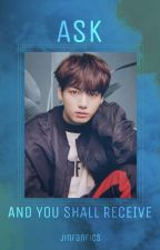 Ask And You Shall Receive • KookJin • [BTS En Howarts #2] by Jinista