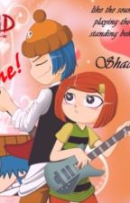 shades of love ( a grojband fan fiction ) by 5arali
