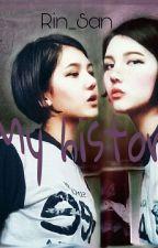 Моя история  by _Rin_San_