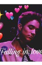 Falling In Love//Daniel Seavey  by twixismine