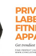 Buy Wholesale Fitness Wear From Private Label Clothing Manufacturers by gymclothing