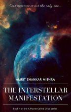 A Planet Called Dilux: The Interstellar Manifestation by AmritShankarMishra