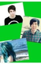 Adopted by Dan and Phil by AngelNinjaCat