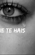 Je te hais by Yoonito