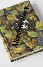 Aleesha's diary by mabzay