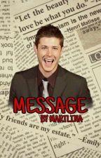 Message || Jensen Ackles by Martlina