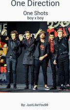 One Direction (One Shots, boy x boy) by JustLikeYou98