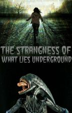 The Strangeness Of What Lies Underground  by ly248lol