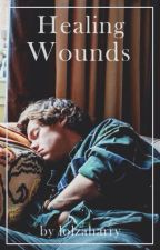 Healing wounds // h.s au by lolzaharry