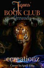 Tigons' Book Club[OPEN] by ccreationz