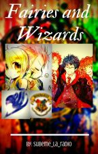 Fairies and Wizards ON HIATUS by subeme_la_radio101
