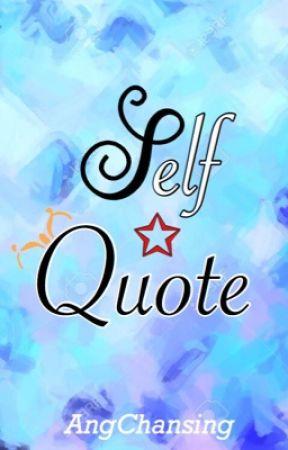 A Self Quote Original SQ60 Wattpad Impressive Sq Quote