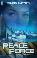 Harriet Walsh: Peace Force by SimonHaynes