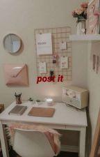 jinseob; post it🔓 by gegechu