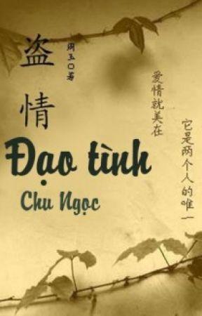 ĐẠO TÌNH-Chu Ngọc by NgcAnhNguyn153