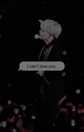 min yoongi - can't love you by Wishedupon