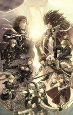 The Wanderer ( Fire Emblem Fates x Male!Reader ) by Psajchol
