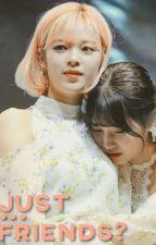 Just friends? by jeongmoskid