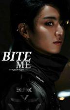 Bite Me ~ jikook (NSFW) by cringeymidget