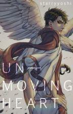 Un-Moving Heart || Ushijima x Oc || ✔ by peachyjinniexx