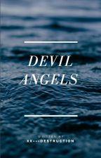 Devil Angels by estefaniaavellan2001