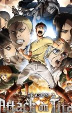 Attack on titan (alone) by littleteddy05