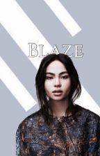 BLAZE  | AVENGERS by panicatthepieters