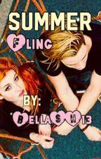 Summer Fling by BellaSH13