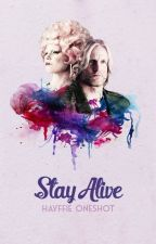 Stay Alive • The Hunger Games by warpdrive