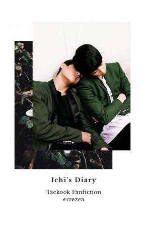 ichi's diary | taekook  by errezea