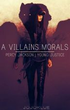 A Villains Morals || Female Percy Jackson Young Justice || by JojoKlue