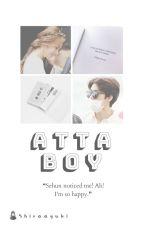 Attaboy by mischievousyuki