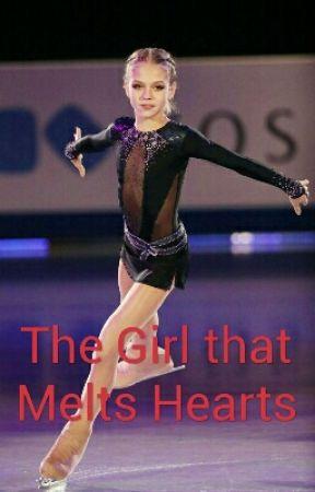 The Girl that Melts my Heart || Alexandra Trusova by Saberdon