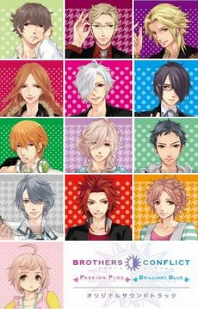 Brothers Conflict: Drama CDs - 「Proposal From Futo」 - Wattpad