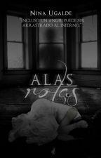 Alas Rotas © by AmyRose664