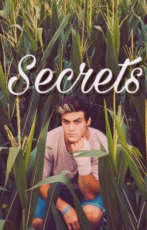 Secrets ~ E.D by Graybeardolan