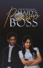Maid's Possessive Boss * Amvin Craige Ibañez * ( My Possessive Devil Boss 2 ) by ehdiwownaman