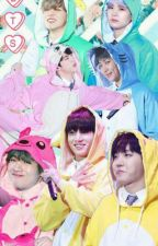 BTS IMAGINES by PowerPuffHoes