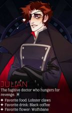 The Arcana -Julian  by Starlightslaughter