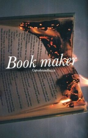 BOOK MAKER by cupcakesandhazza