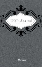 1920's Journal by darkauthor13