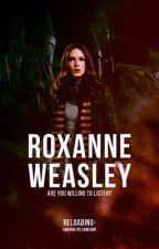 Roxanne Weasley [1] by enchantedquill-