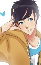 The Game (Seduce me Otome Matthew x reader) by BlueRoseCalico