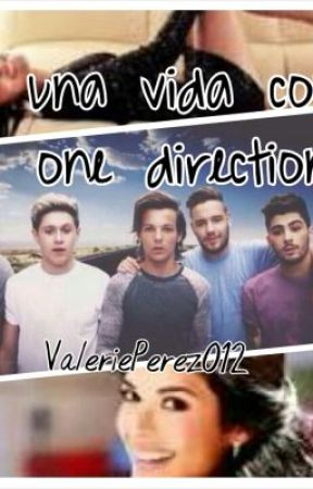 Una vida con One Direction by valeriePerez012